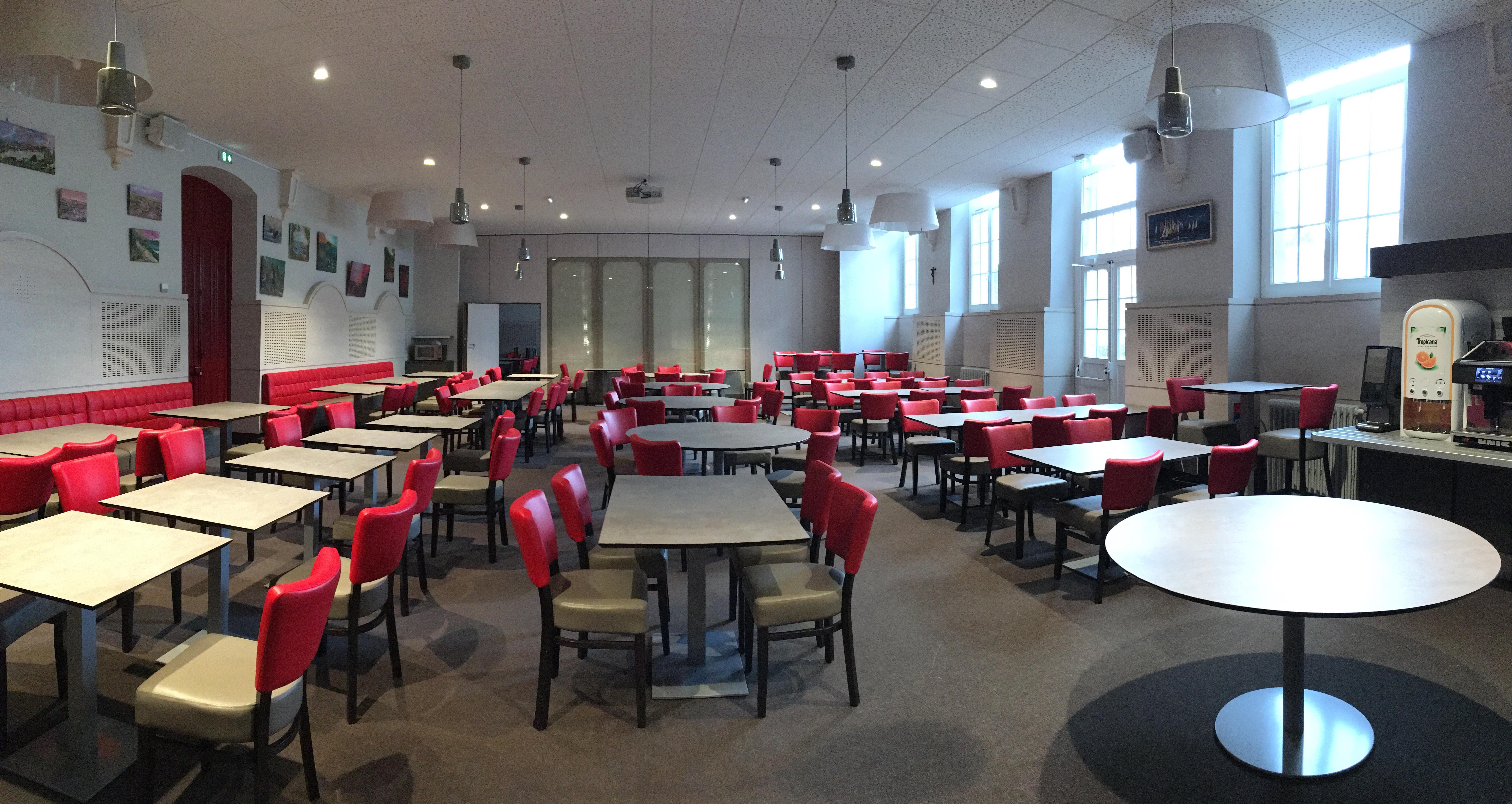 Salle n 19 grand restaurant espace montcalm for Materiel salle restaurant